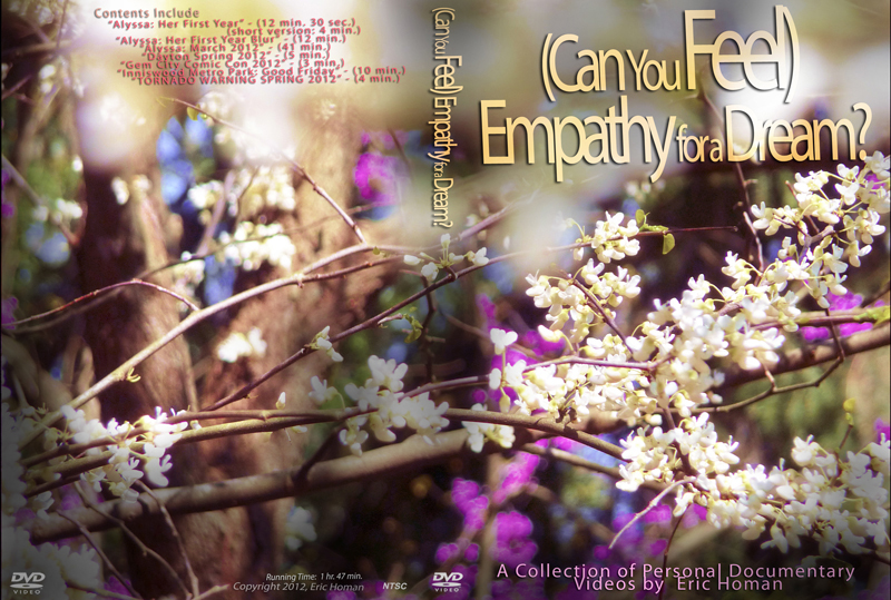 (Can You Feel) Empathy for a Dream DVD cover
