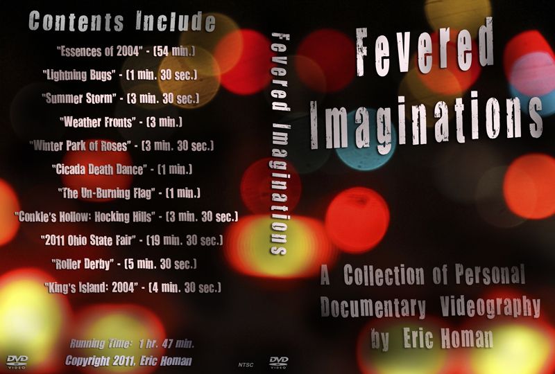 Fevered Imaginations DVD cover