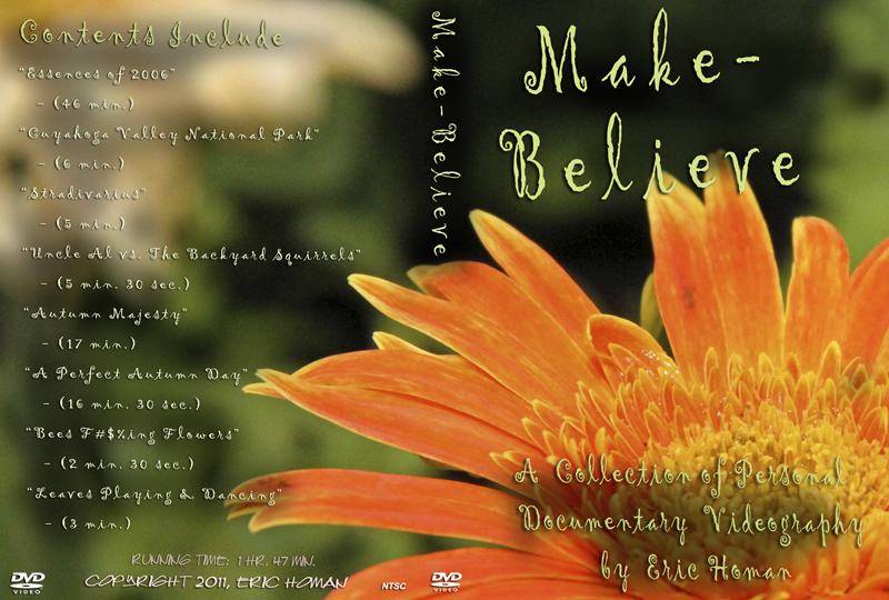 Make-Believe DVD cover