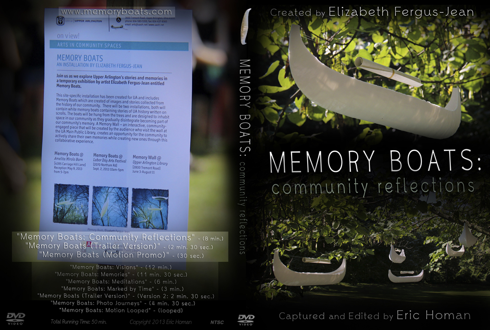 Memory Boats DVD cover