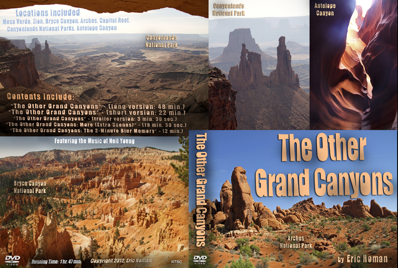 The Other Grand Canyons_DVD cover