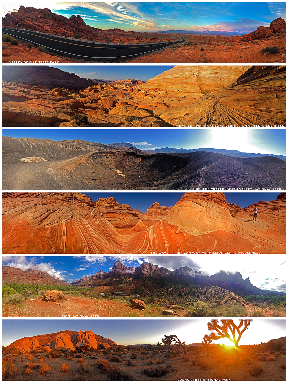 American Southwest 2014 Panorama Poster_02